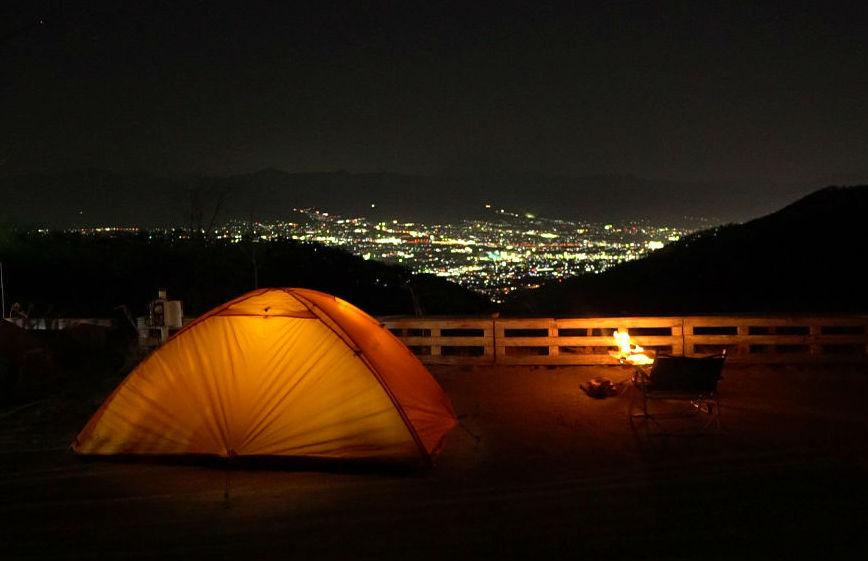 camping japan best views