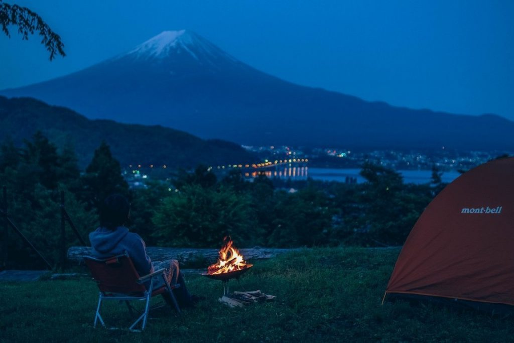 Mahoroba retreat mount fuji